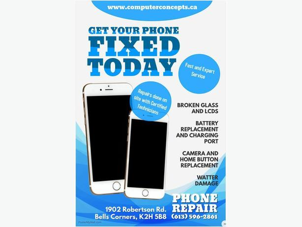 Iphone Repair Services by Certified Apple Technician