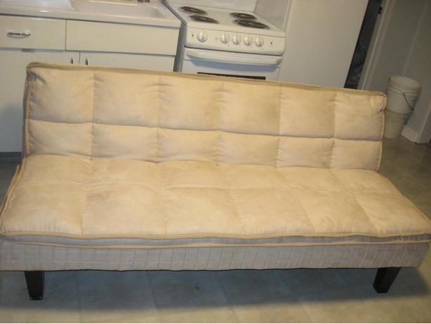 Click Clack Microfiber Sofa