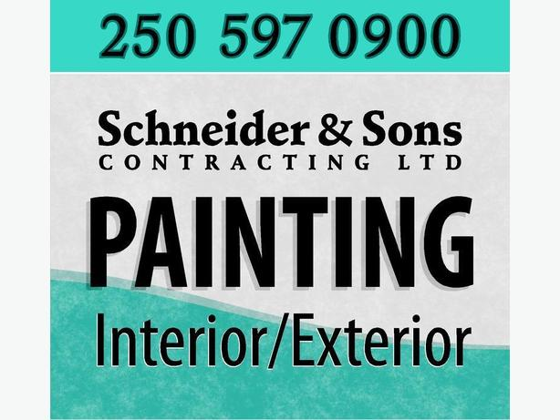 20% Spring Discount-Interior Painting
