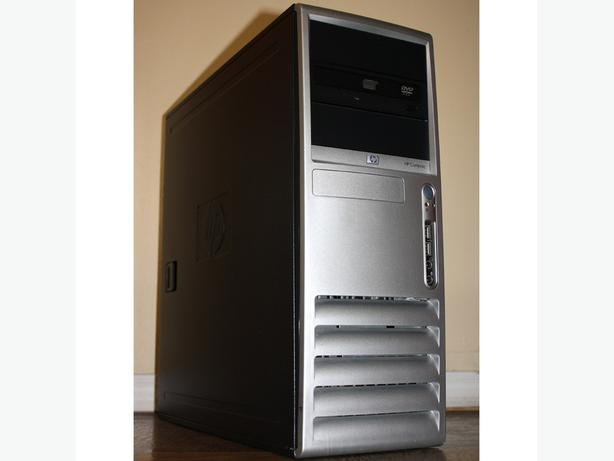 HP Compaq dc7700 Desktop PC Core2 Duo 2.13GHz 3GB RAM 80GB HDD DVD/CDRW