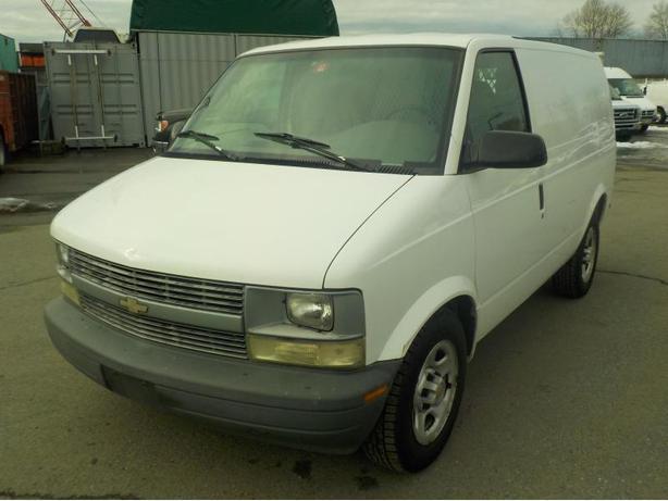 2004 Chevrolet Astro Cargo Van 2WD