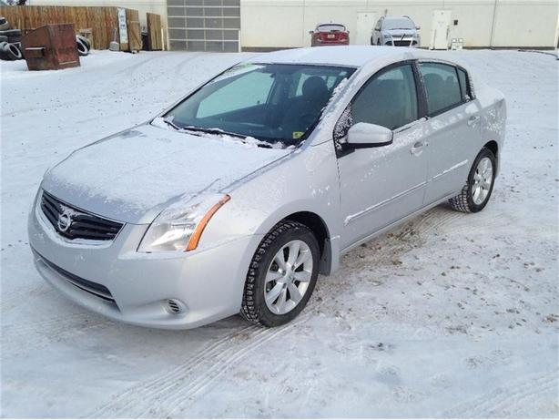 2010 Nissan Sentra - Nicely equipped! - Great on fuel!