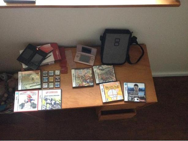 Nintendo DS x2 and games