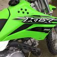 2015 Kawasaki KLX110
