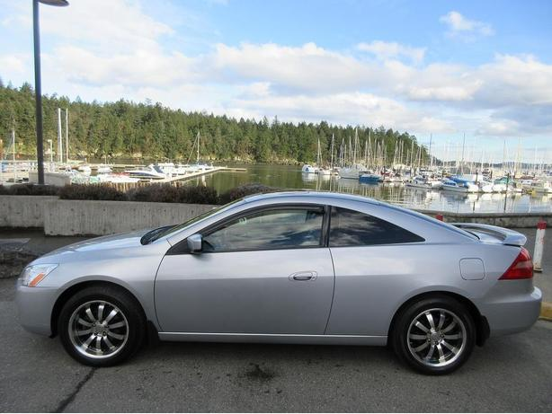 2003 Honda Accord EX V6 Coupe - ON SALE! - FULLY LOADED! - LOCAL VEHICLE!