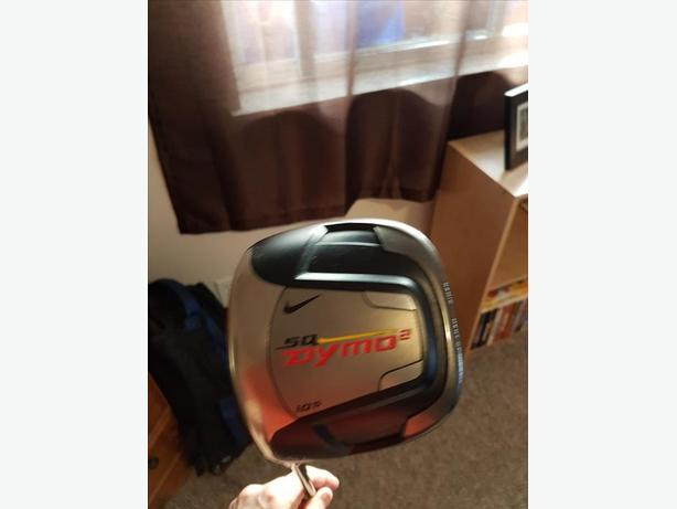 Nike SQ Dymo 2  Left Driver 10 5 with Nike Cover OBO