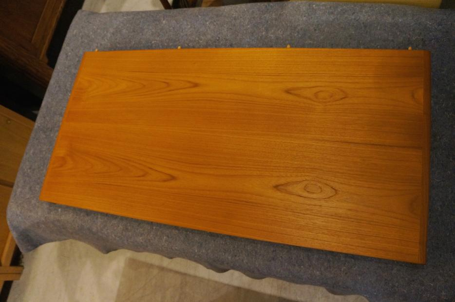Mid Century Teak Dining Table with Two Leaves and 6 Teak  : 58461122934 from www.usedvictoria.com size 934 x 620 jpeg 56kB