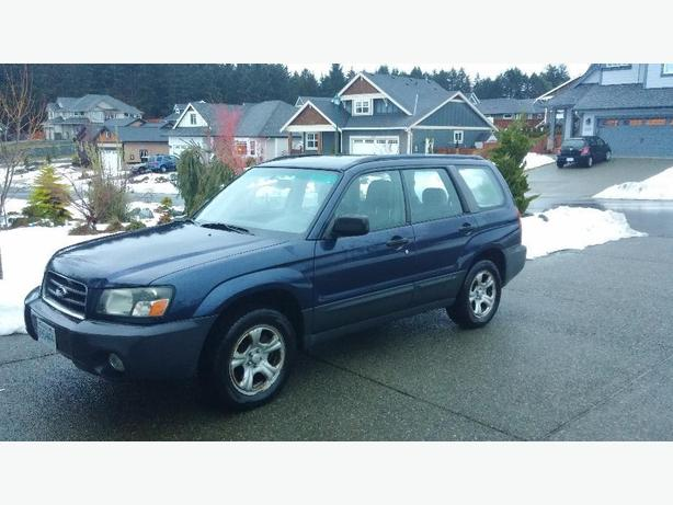 2005 Subaru Forester Automatic