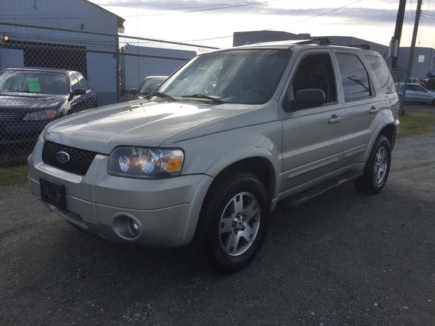 2005 FORD ESCAPE LTD LEATHER 4X4