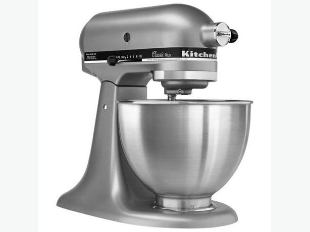 Kitchenaid 275 watt tilt head stand mixer