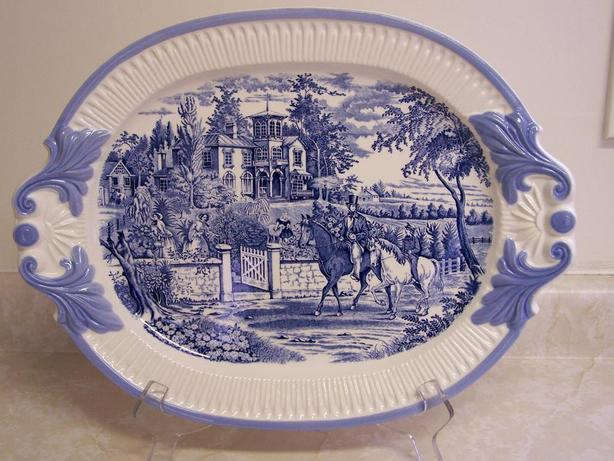 Turkey/Serving Platter