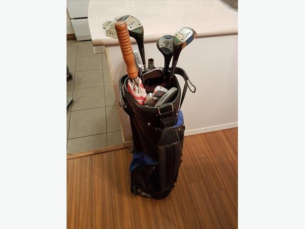 Complete Golf Set for beginners Right Handed Incl Bag + Cart OBO