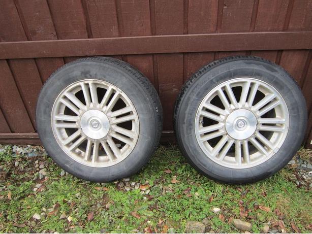 Tire & Rims