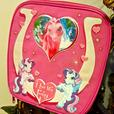 I LUV MY PONY, PINK LUNCH BAG FOR 4$