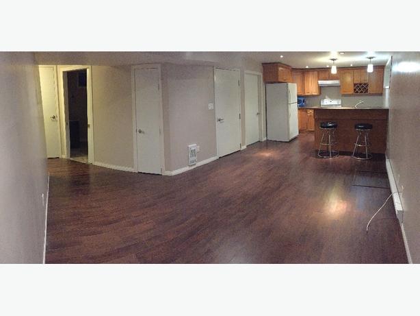 2-bedroom basement suite