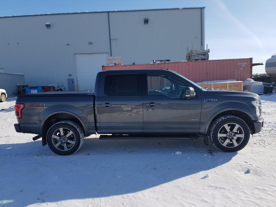 2015 Ford F 150 Supercrew Lariat Fx4 Off Road Package