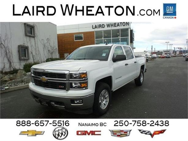 2014 Chevrolet Silverado 1500 LT w/ 2LT Locking Rear Differential