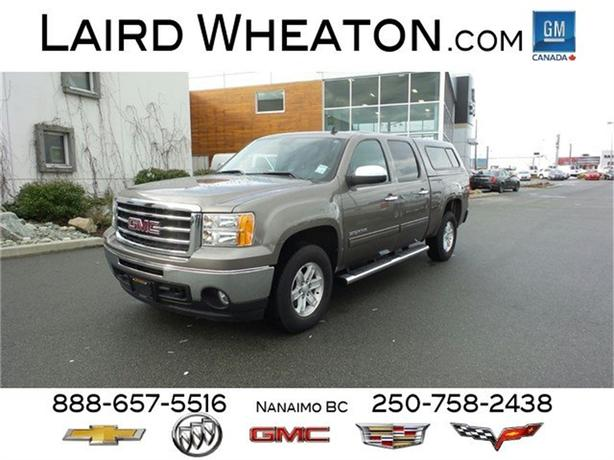 2012 GMC Sierra 1500 SLE 4x4 Special Edition w/ Trailering Package