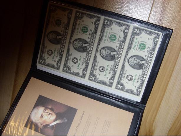 usa  $ 2 bills