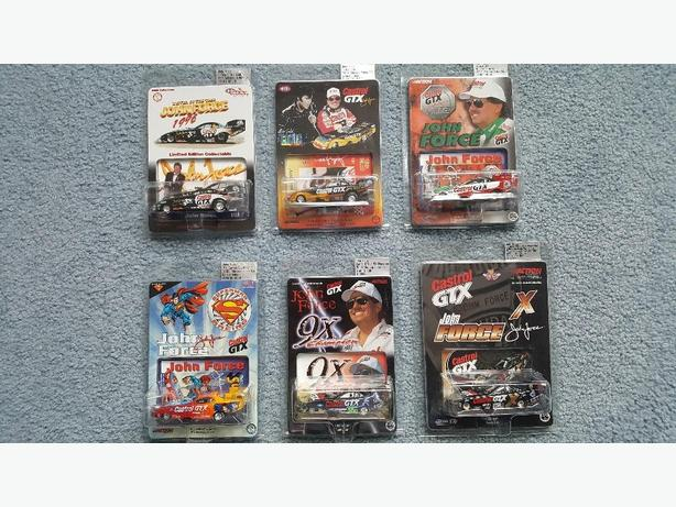 John Force 1/64 collectibles