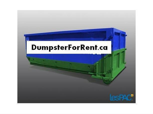 DUMPSTERS / BIN / CONTAINERS RENTAL
