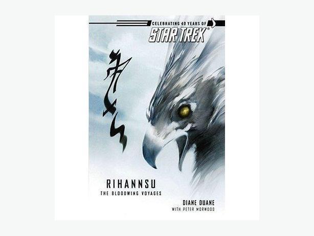 Rihannsu The Bloodwing Voyages, (Star Trek) trade paperback