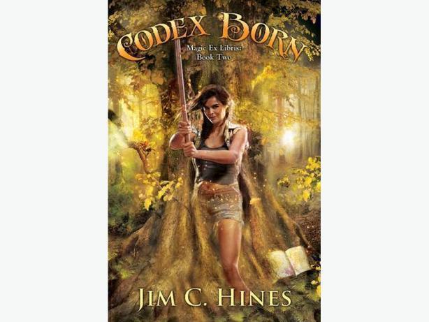 Codex Born Hardcover