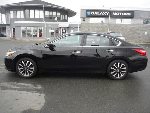 2016 Nissan Altima 2 5 S Bc Only Accident Free West