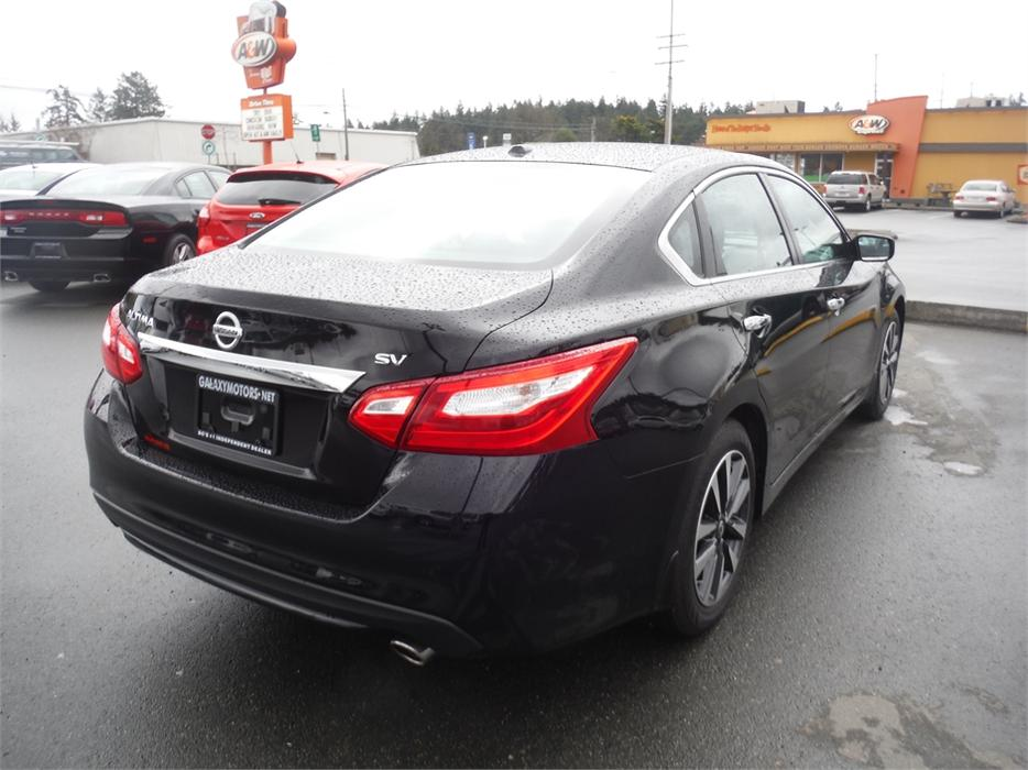 2016 Nissan Altima 2 5 S Bc Only Accident Free West Shore Langford Colwood Metchosin
