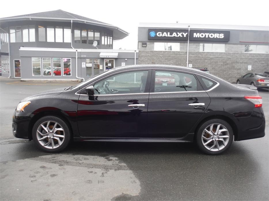 2014 Nissan Sentra S Bc Only Accident Free New Rear Brakes West Shore Langford Colwood