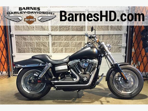 2008 Harley-Davidson® FXDF Dyna Fat Bob