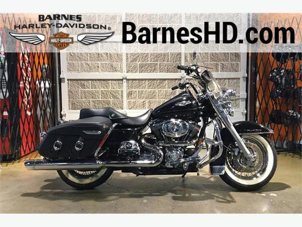 2007 Harley-Davidson® FLHRC Road King Classic
