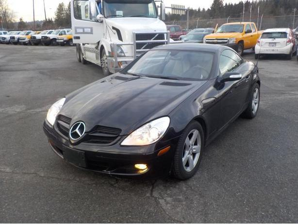 2007 mercedes benz slk 280 v6 convertible outside victoria victoria. Black Bedroom Furniture Sets. Home Design Ideas