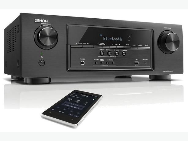 Denon Full 4K Ultra HD AV Receiver with Bluetooth