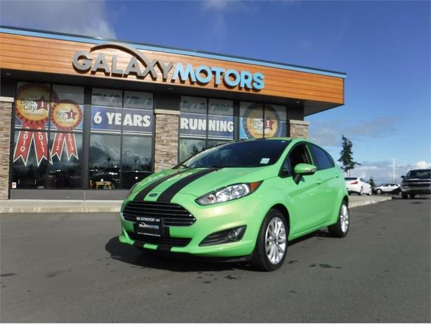 2014 Ford Fiesta SE - Navigation, Sync, Pwr Moonroof