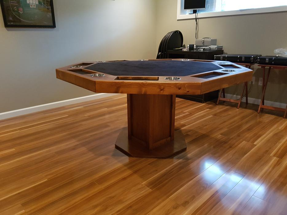 Poker table victoria bc