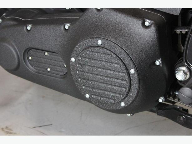 Harley Davidson Derby and Inspection cover set - Classic Eclipse