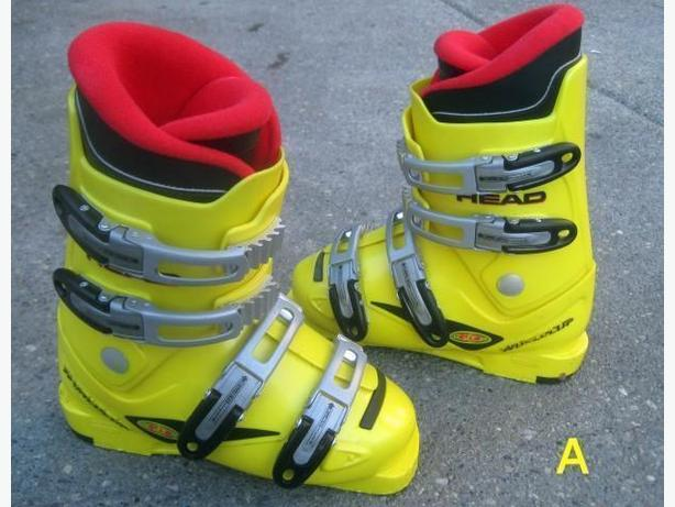 Ski Boots ~ Youth Larger Size (22 to 24 mondo)