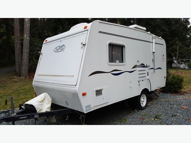 2006 Trail-lite Hybrid Camper $7700 obo West Shore ...