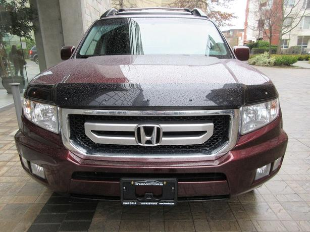 2010 honda ridgeline ex l 4wd on sale navigation no accidents victoria city victoria. Black Bedroom Furniture Sets. Home Design Ideas