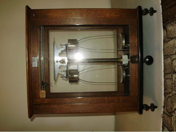 AUGUST SAUTER ANTIQUE PHARMACY SCALE