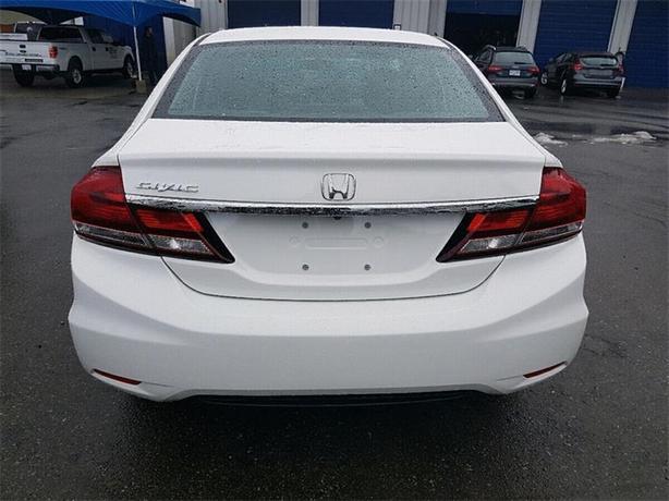 2015 honda civic sedan ex warranty remaining north for Honda civic warranty