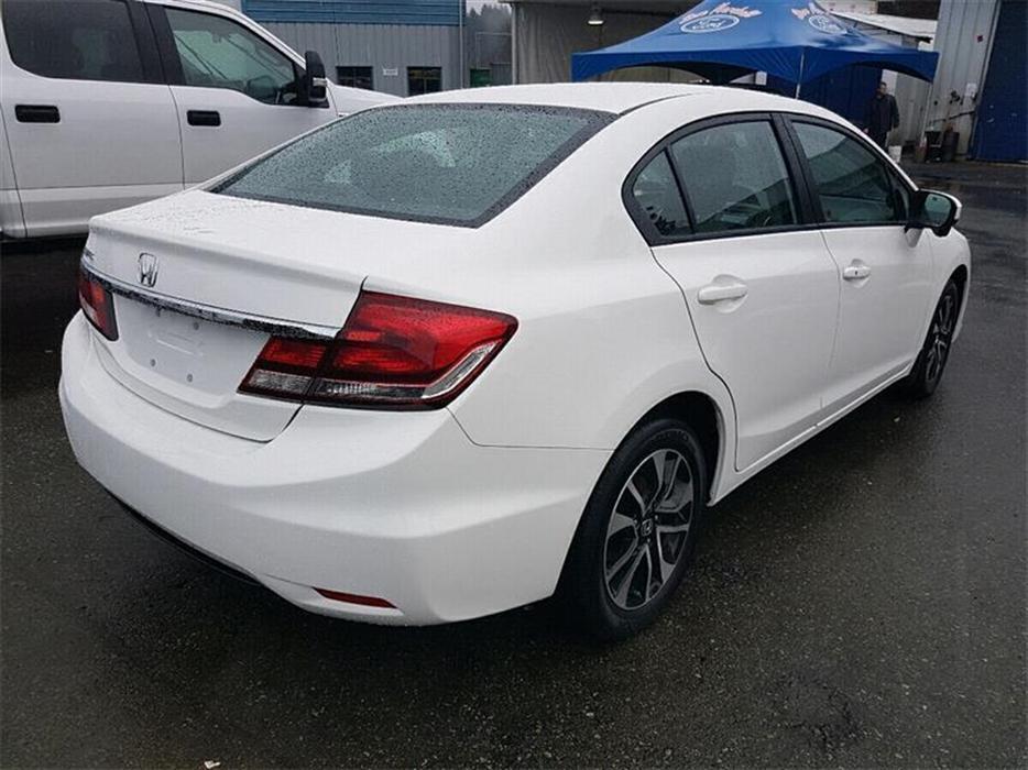 2015 honda civic sedan ex   warranty remaining outside victoria victoria