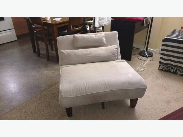 Free chaise longue lounge victoria city victoria for Chaise longue montreal