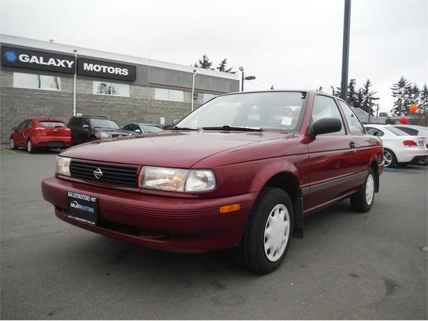 1994 Nissan Sentra Xe West Shore Langford Colwood Metchosin Highlands Victoria