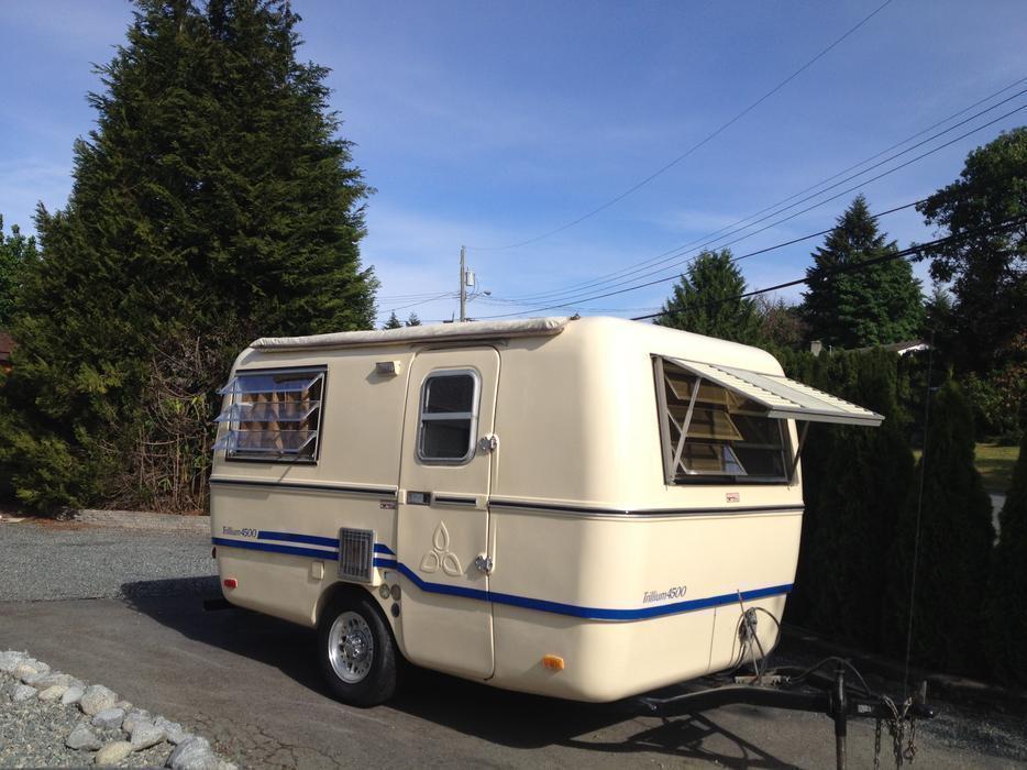 Trillium Trailer For Sale Vancouver Island