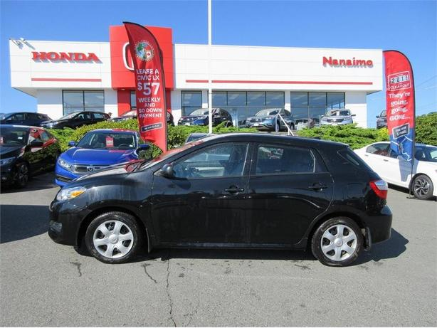 2010 Toyota Matrix VALUE PRICED