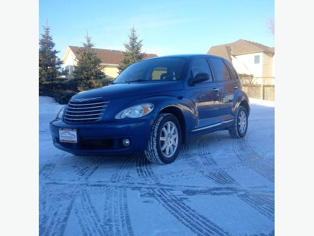 Low mileage 2010  PT cruiser, just safetied & serviced