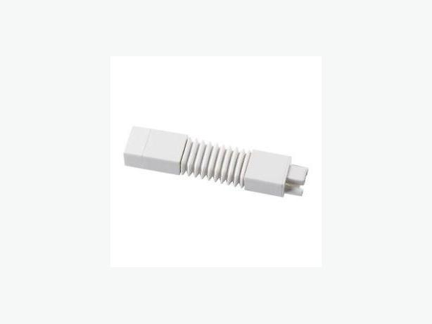 Ikea 365+ SANDA Connector with Flexible Joint - White (001.492.18)
