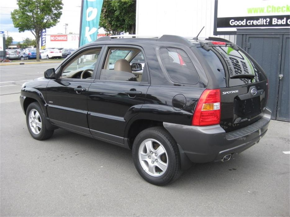 2006 kia sportage lx v6 4wd victoria city victoria. Black Bedroom Furniture Sets. Home Design Ideas